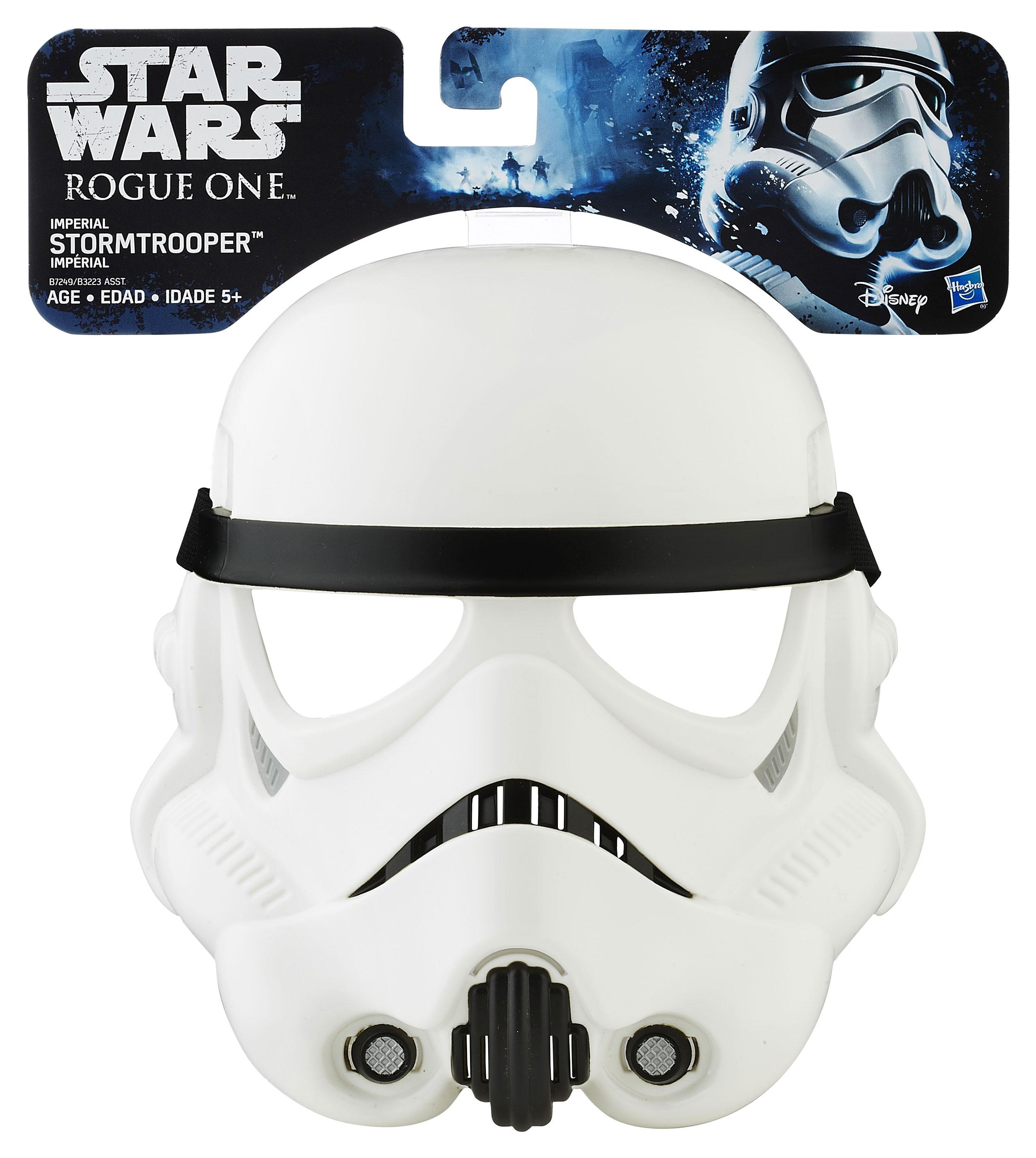 Как сделать маску имперского штурмовика