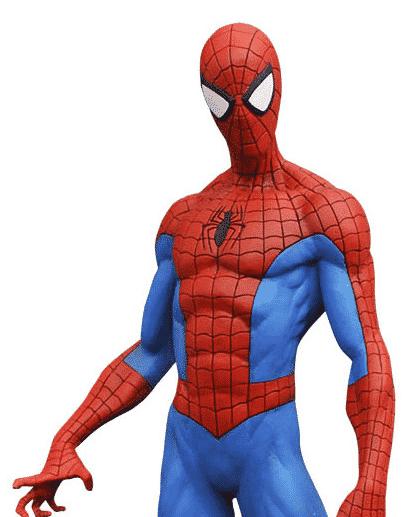 Marvel Gallery PVC Statue Spider-Man 23 cm – Animegami Store – Google Chrome 2020-04-29 13.07.05