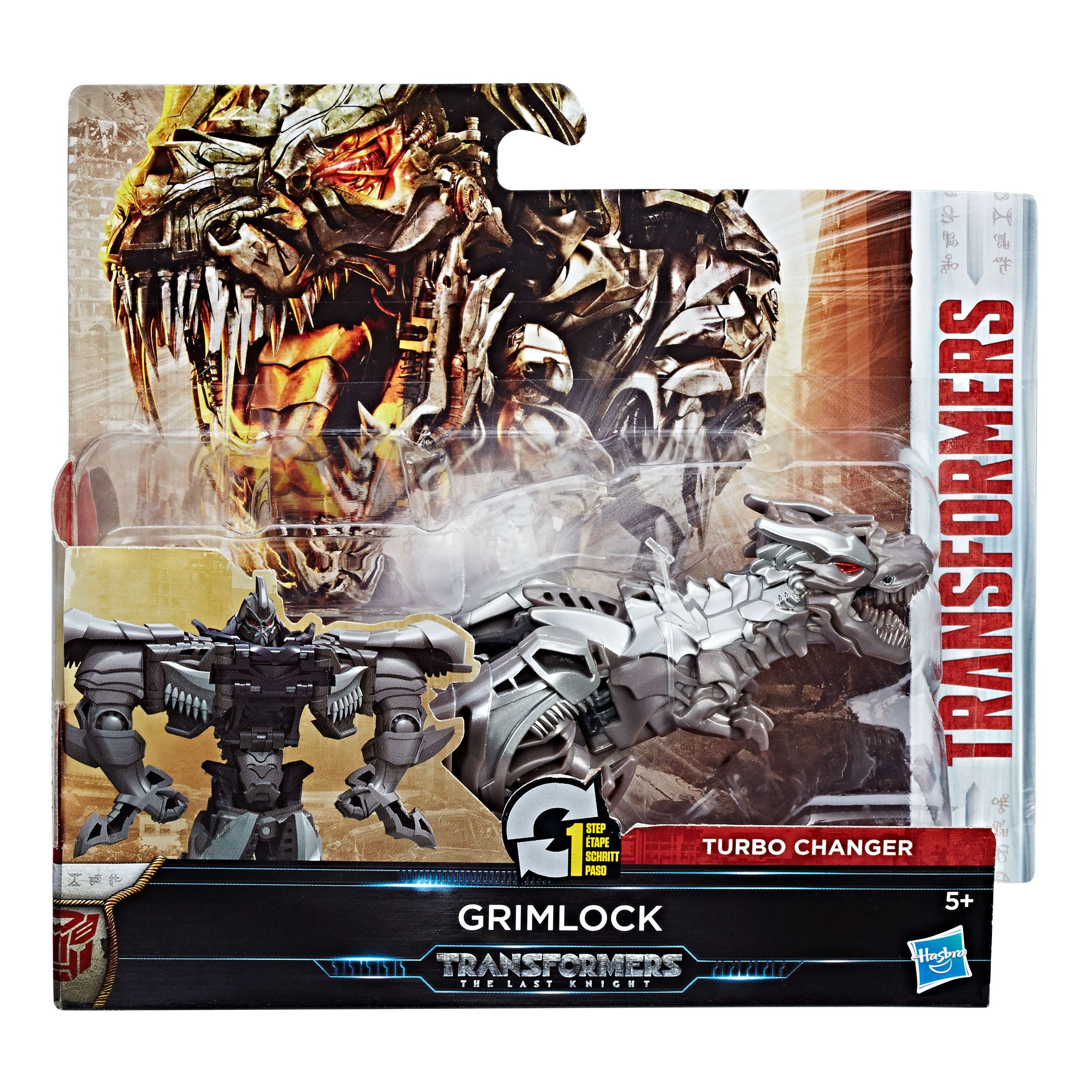 Transformers The Last Knight Turbo Changers Action Figures