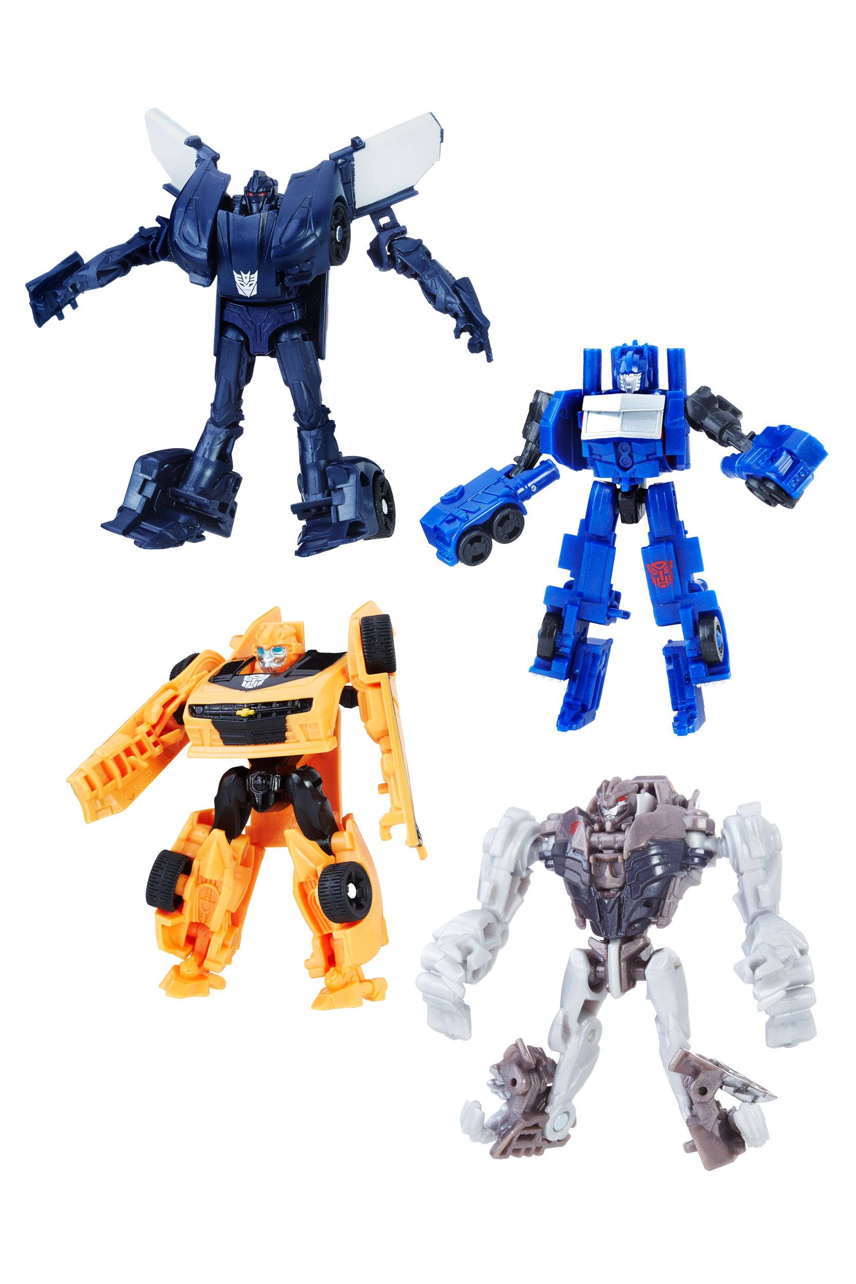 Transformers The Last Knight Legion Action Figures 8 Cm