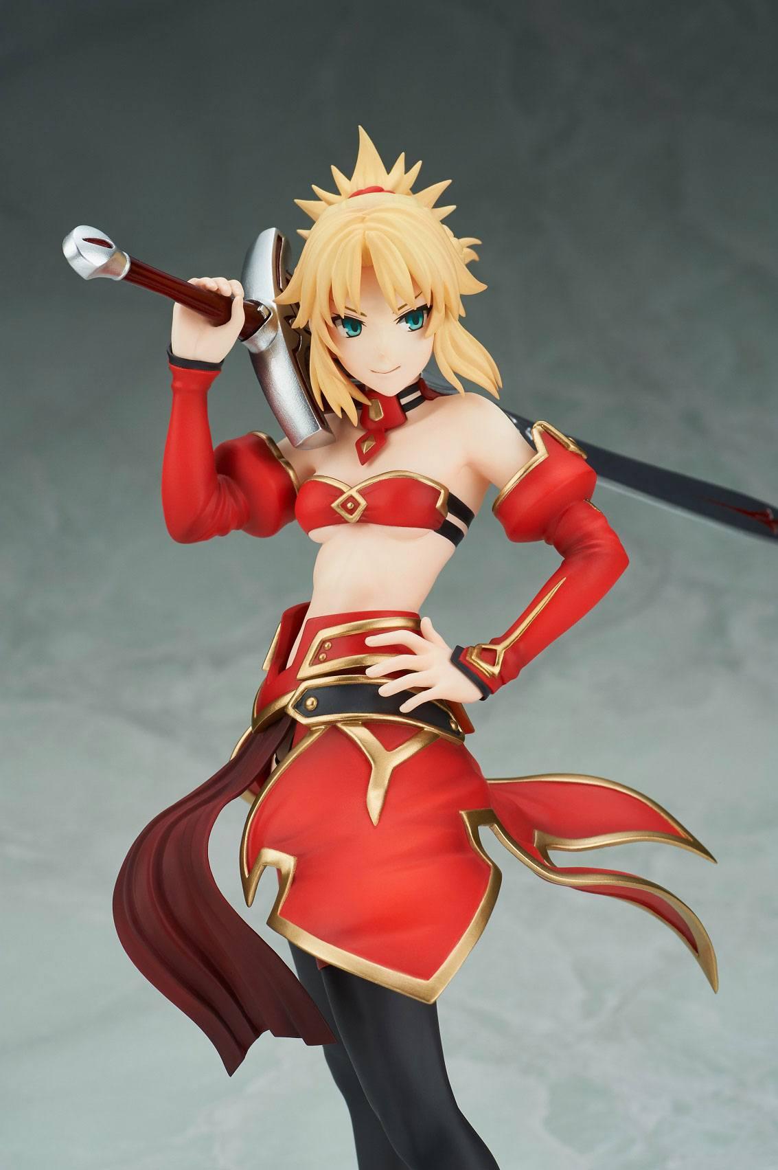 Fate/Grand Order Statue 1/7 Saber / Mordred 23 cm - Animegami Store