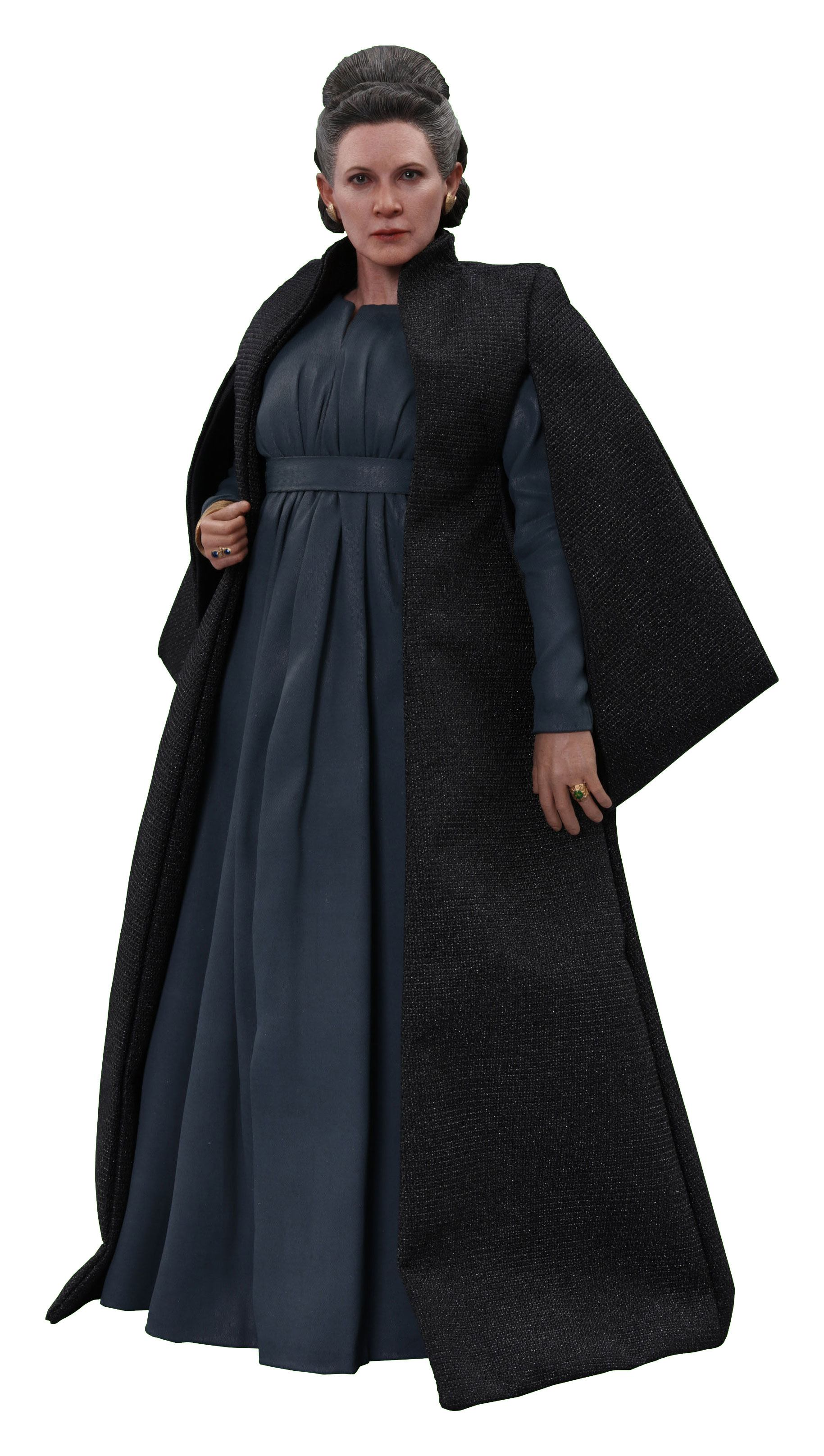 star wars episode viii movie masterpiece action figure 1 6 leia organa 28 cm animegami store. Black Bedroom Furniture Sets. Home Design Ideas