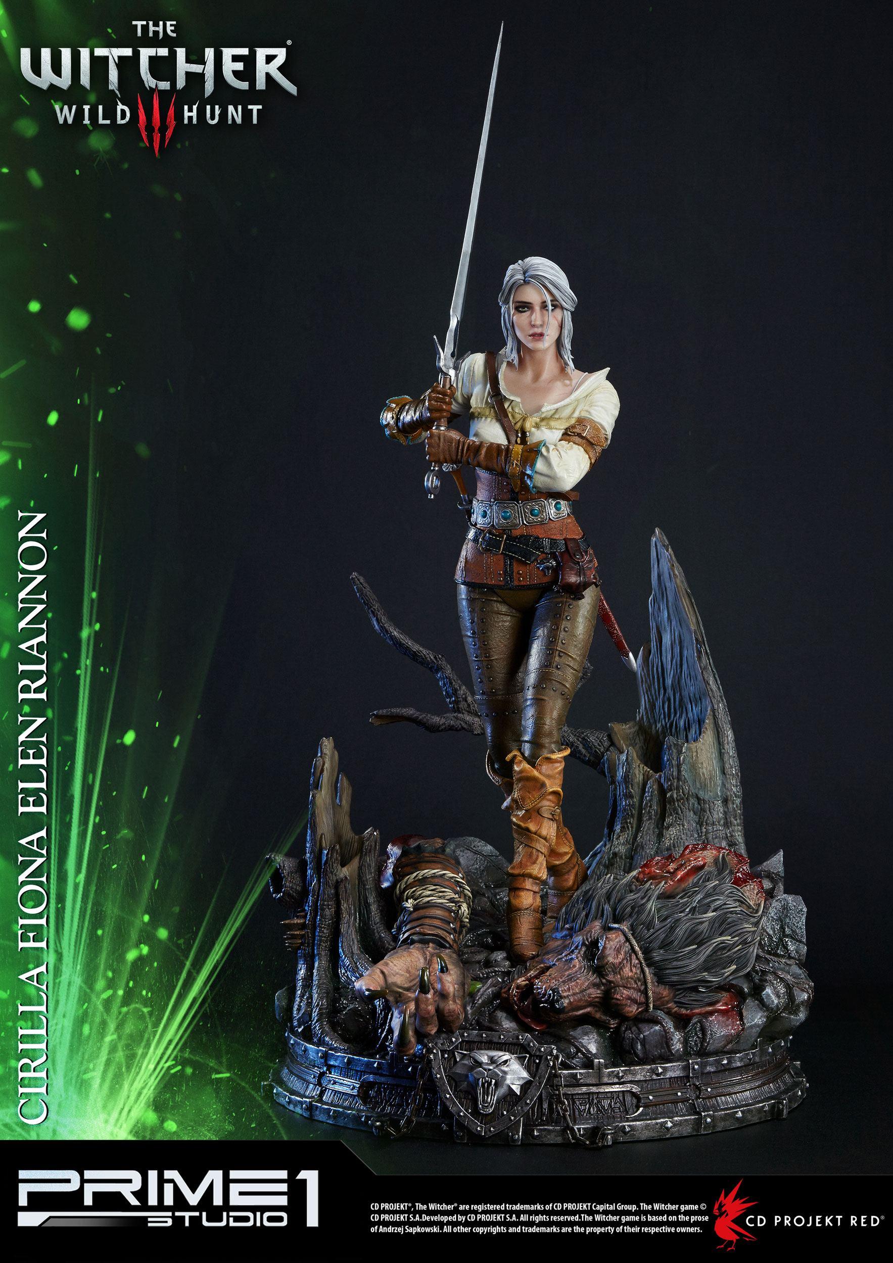 The Witcher Ciri
