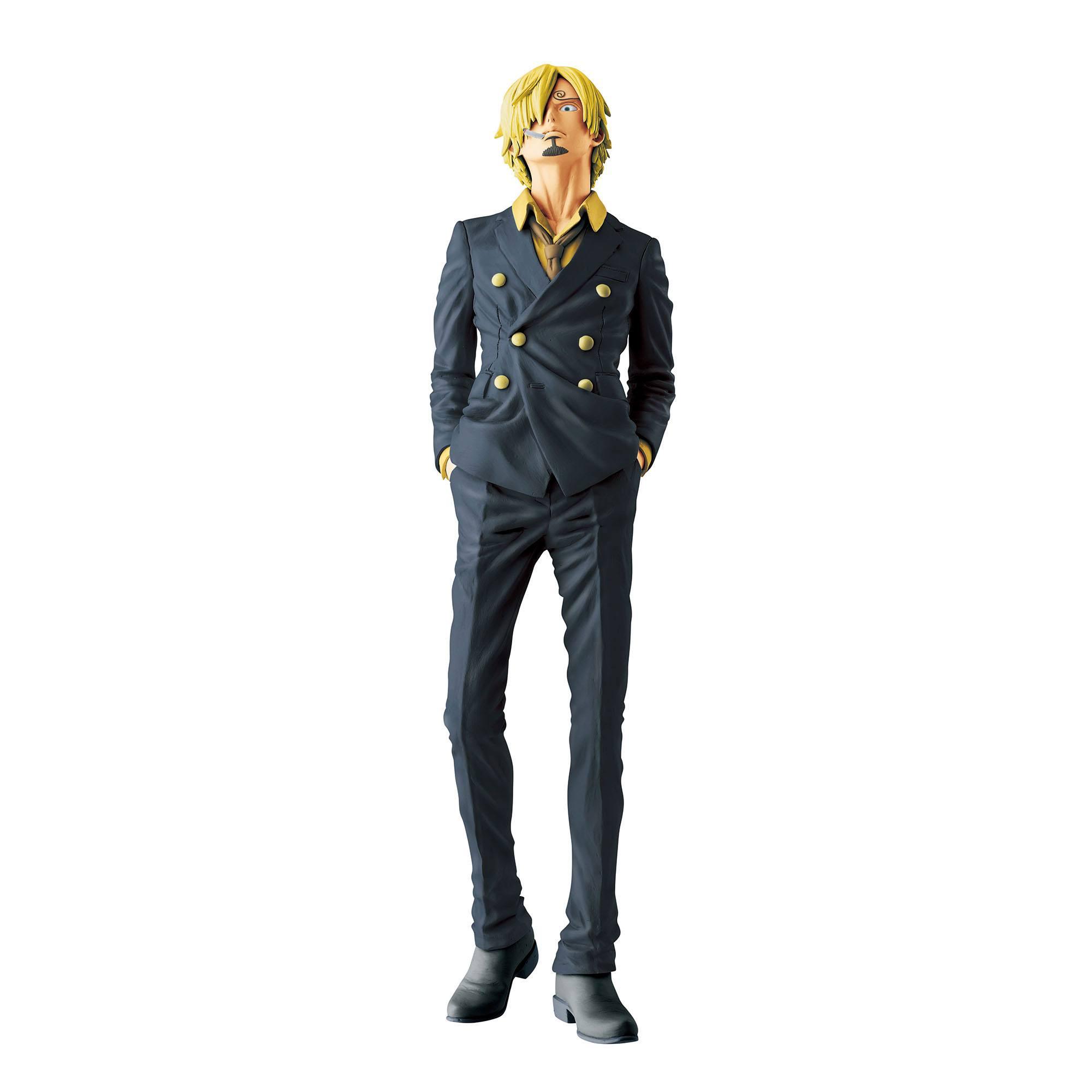 One Piece Memory Figure Sanji Collectible PVC Figure