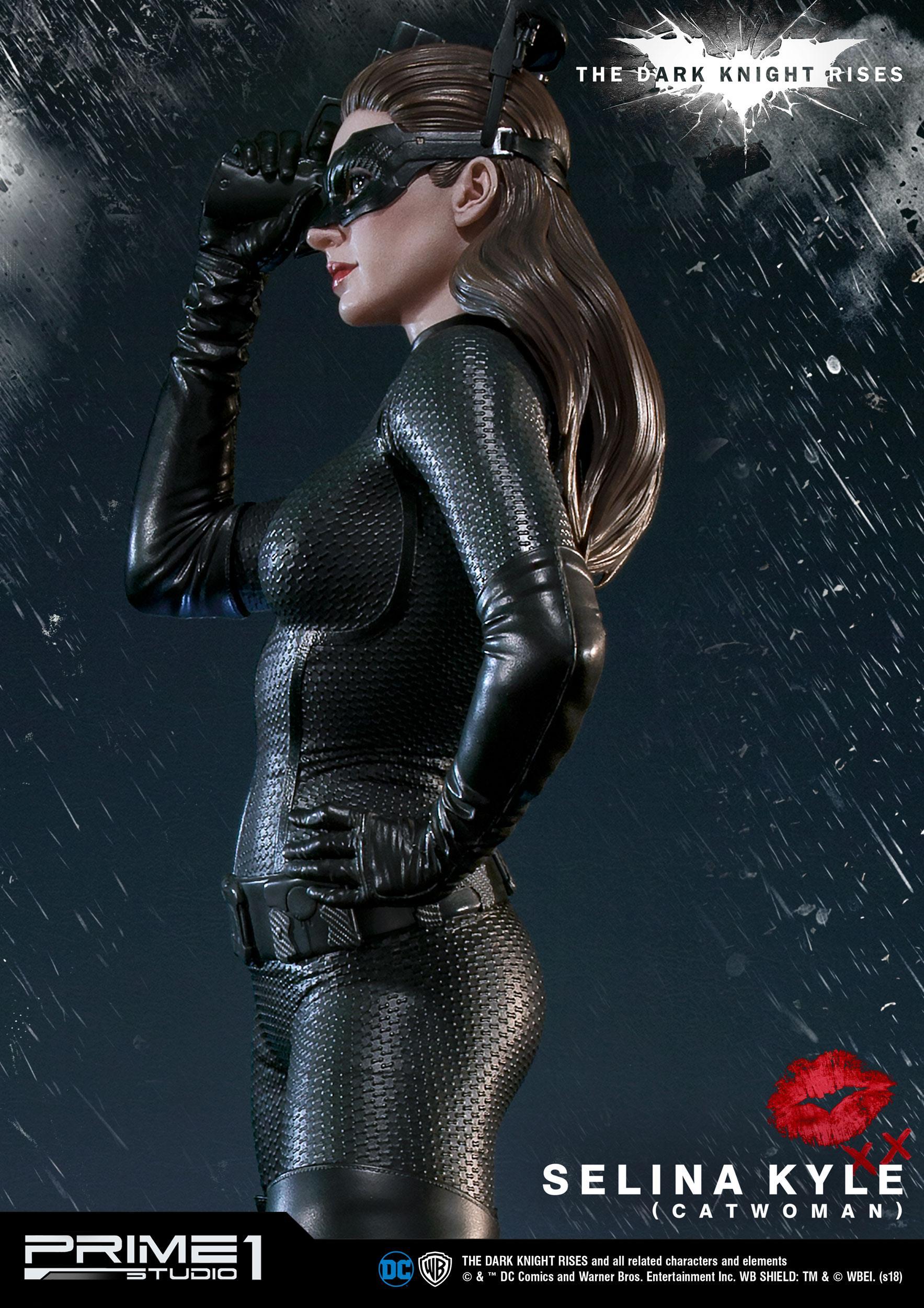 The Dark Knight Rises Statue 1 3 Catwoman Selina Kyle 80 Cm Animegami Store