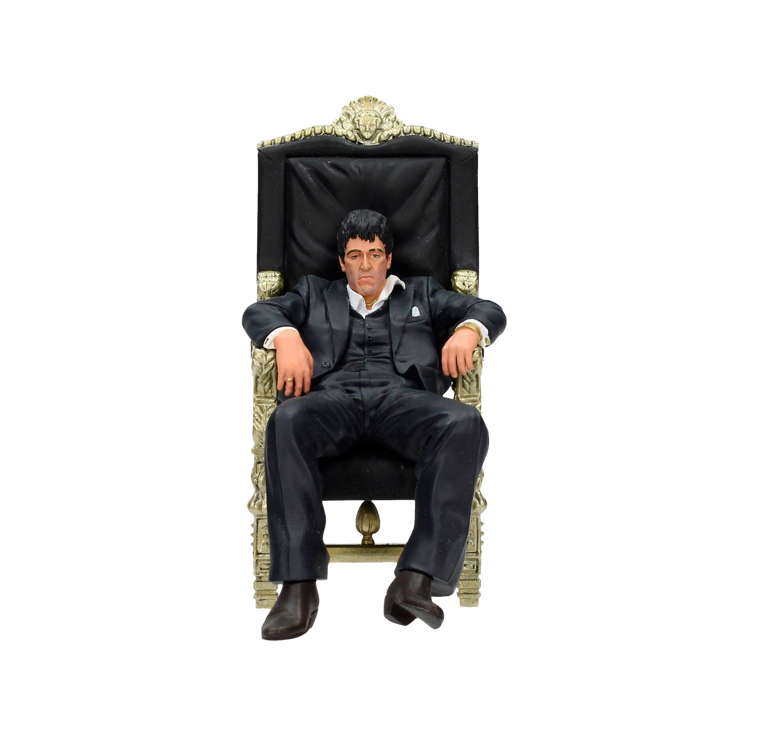Scarface Movie Icons PVC Statue Tony Montana 18 cm - Animegami Store