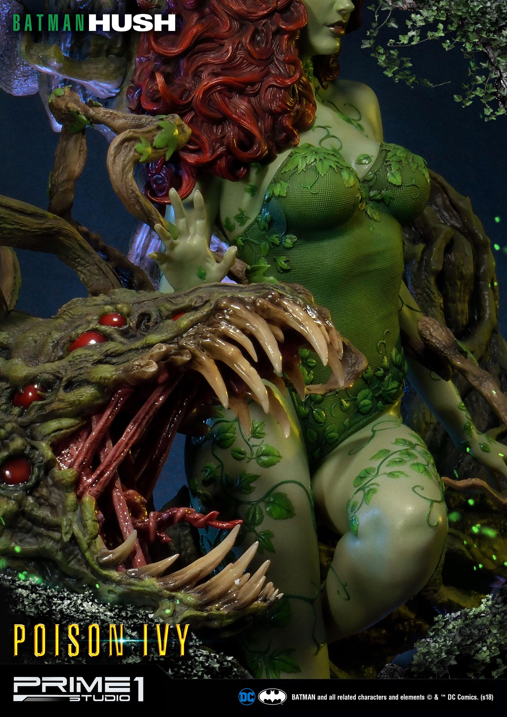 Batman Hush Statue Poison Ivy 78 cm - Animegami Store