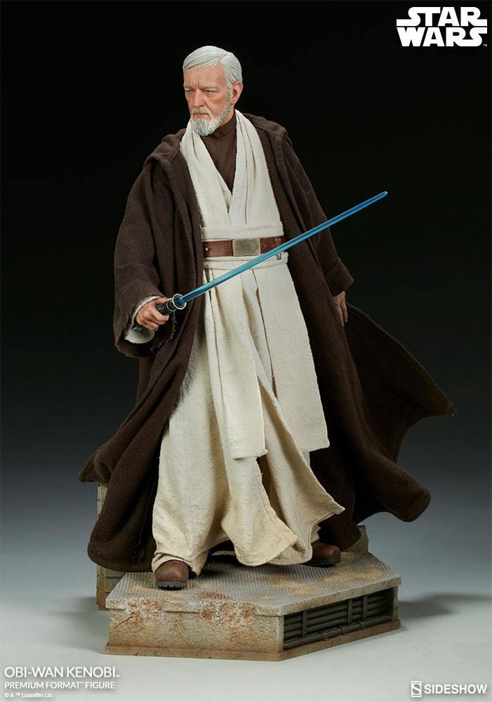 Star Wars Episode Iv Premium Format Figure Obi Wan Kenobi 51 Cm Animegami Store