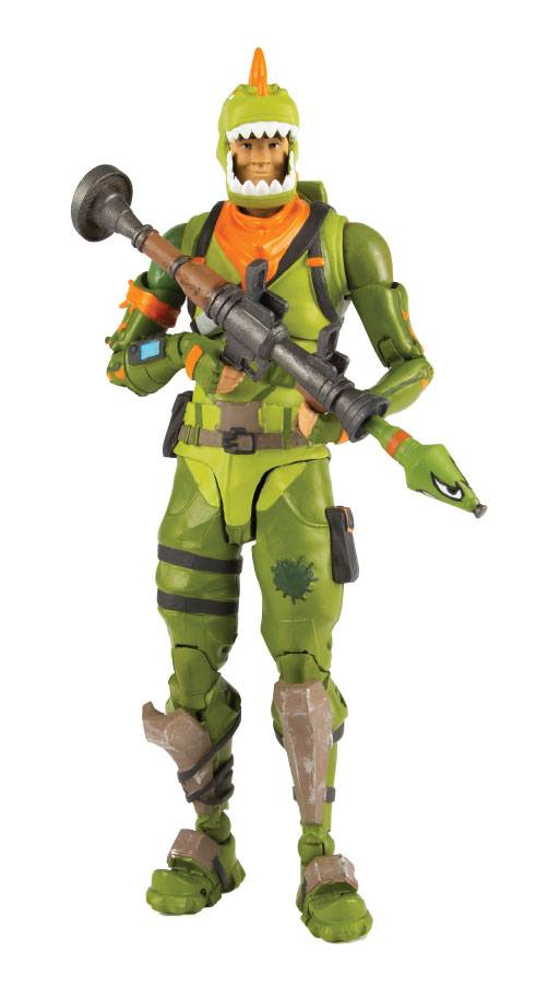 Fortnite action figure rex 18 cm animegami store - Rex from fortnite ...
