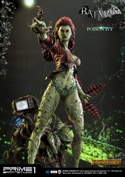 Batman Arkham City Statue 1/3 Poison Ivy Exclusive 80 cm