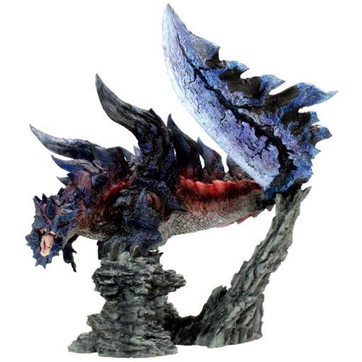 Monster Hunter PVC Statue CFB Creators Model Glavenus Resell Version 20 cm