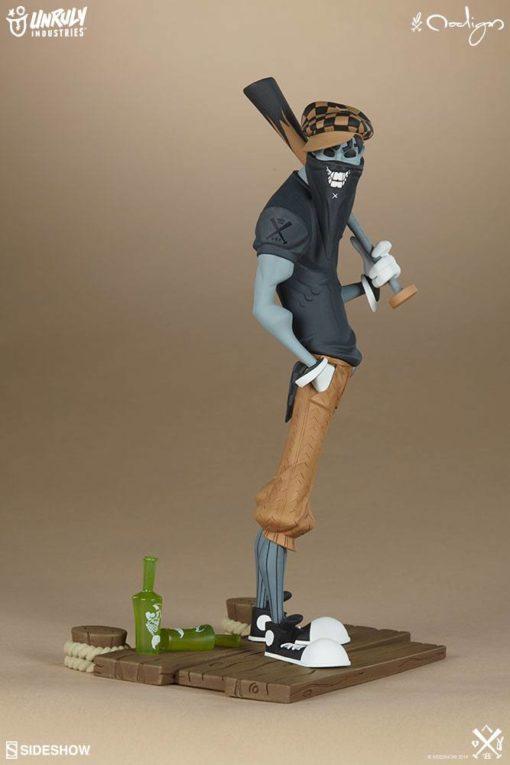 Unruly Designer Series Vinyl Statue Smiles by nooligan 25 cm