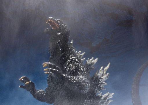 Godzilla S.H. MonsterArts Action Figure Godzilla 2002 (Godzilla Against Mechagodzilla) 15 cm