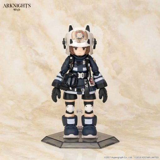 Arknights Arctech Action Figure 1/8 Shaw 16 cm