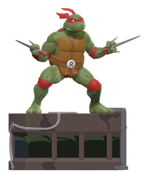 Teenage Mutant Ninja Turtles PVC Statues 1/8 Raphael