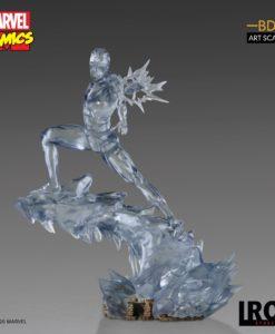 Marvel Comics BDS Art Scale Statue 1/10 Iceman 23 cm