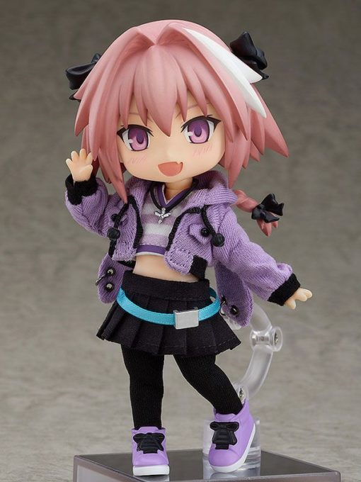Fate/Apocrypha Nendoroid Doll Action Figure Rider of Black Casual Ver. 14 cm