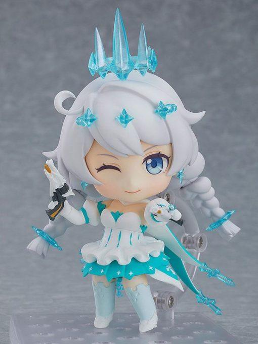 Honkai Impact 3rd Nendoroid Action Figure Kiana Winter Princess Ver. 10 cm