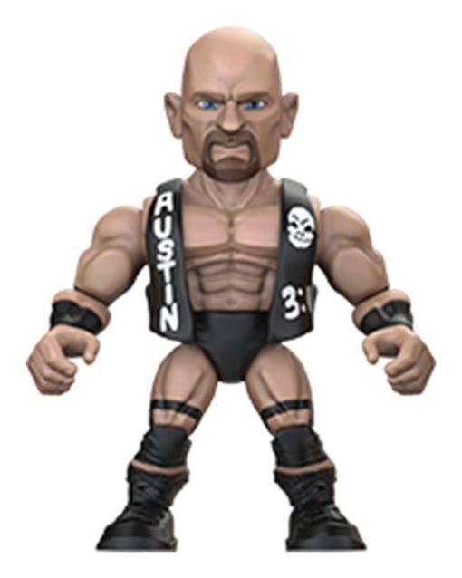 WWE Action Vinyls Mini Figure 8 cm Stone Cold Steve Austin