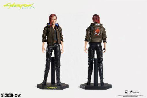 Cyberpunk 2077 Action Figure V Female 30 cm