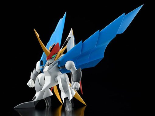 Mashin Hero Wataru Plastic Model Kit 1/20 PLAMAX MS-06 Kuoumaru 8 cm