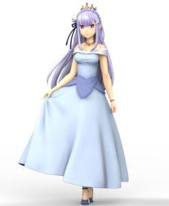 Re:ZERO SSS PVC Statue Fairy Tale Emilia Sleeping Beauty 21 cm