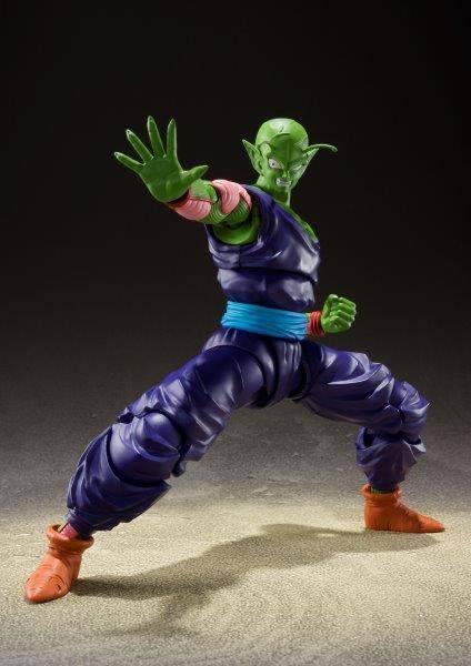 Dragon Ball Z Super S.H. Figuarts Action Figure Piccolo (The Proud Namekian) 16 cm