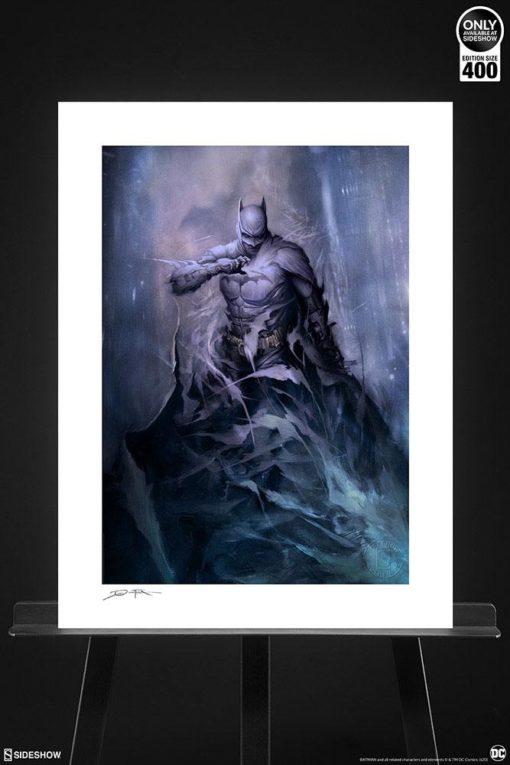 DC Comics Art Print Batman: Detective Comics #1006 46 x 61 cm – unframed