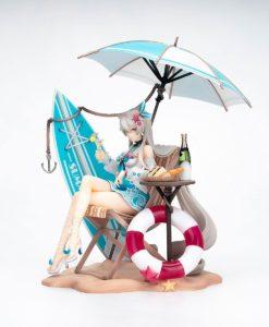 Honkai Impact 3rd PVC Statue 1/8 Kiana Kaslana Herrscher of the Void Parasol Kaiserin Ver. 24 cm
