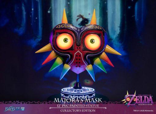 The Legend of Zelda PVC Statue Majora's Mask Collectors Edition 30 cm