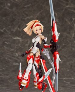 Megami Device Plastic Model Kit 1/1 Asra Archer 14 cm