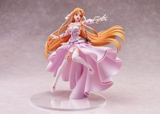 Sword Art Online Alicization PVC Statue 1/7 Asuna Goddess of Creation Stacia 22 cm