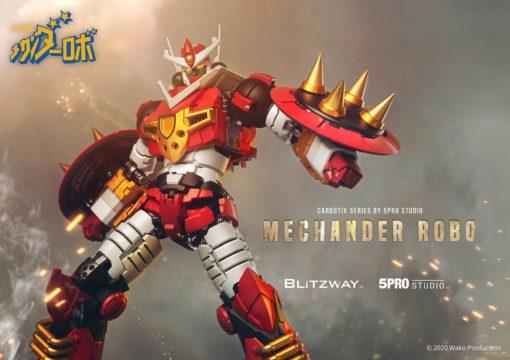 Mechander Robo Action Figure Mechander Robo 23 cm