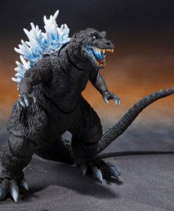 Godzilla S.H. MonsterArts Action Figure Godzilla 2001 (Godzilla, Mothra & King Ghidorah) 16 cm
