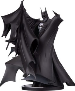 Batman Black & White Deluxe Statue Batman by Todd McFarlane (Version 2.0) 24 cm