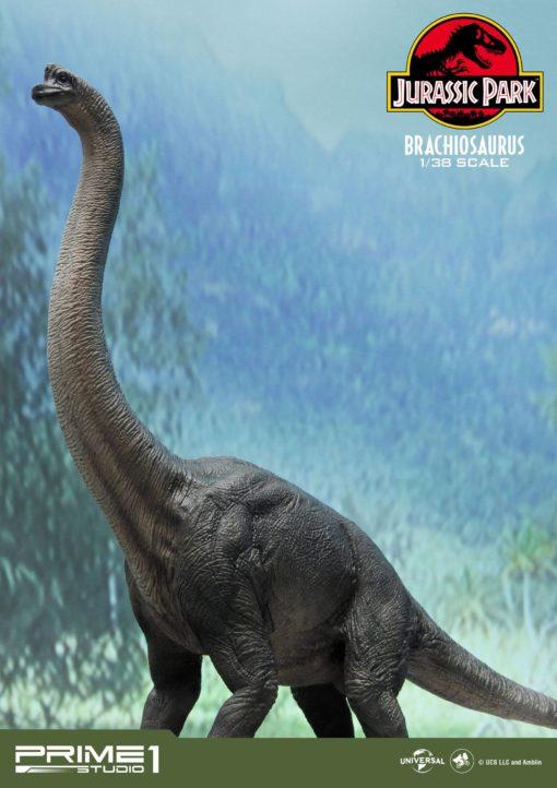 Jurassic Park Prime Collectibles PVC Statue 1/38 Brachiosaurus 35 cm