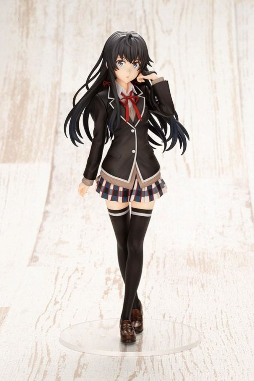 My Teen Romantic Comedy SNAFU Climax PVC Statue 1/8 Yukino Yukinoshita 20 cm