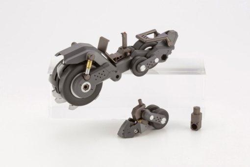 Heavy Weapon Unit MSG Plastic Model Kit Wheel Grinder 15 cm