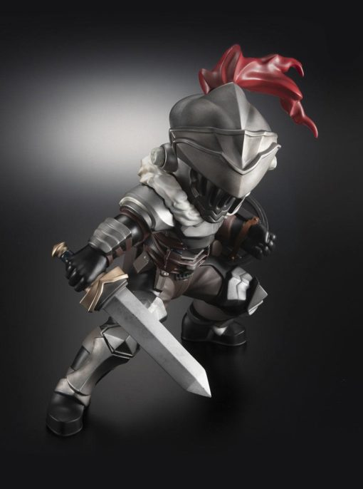 Goblin Slayer Shibuya SOFUBI Arts Soft Vinyl Statue Goblin Slayer 35 cm