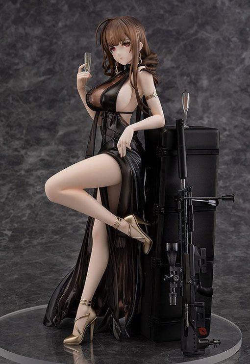 Girls Frontline PVC Statue 1/7 Gd DSR-50: Best Offer Ver. 24 cm