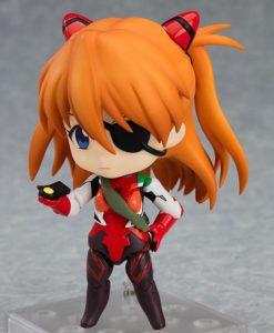 Rebuild of Evangelion Nendoroid Action Figure Asuka Shikinami Langley Plugsuit Ver. 10 cm
