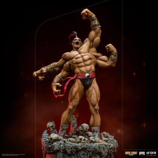 Mortal Kombat Art Scale Statue 1/10 Goro 36 cm