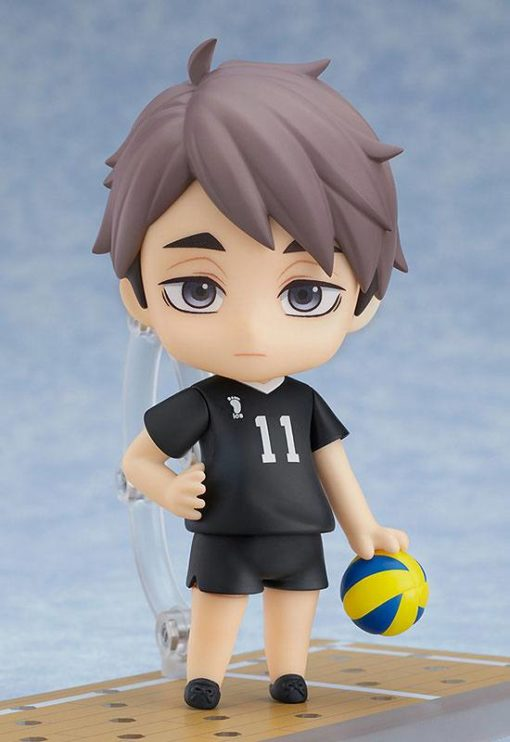 Haikyu!! Nendoroid Action Figure Osamu Miya 10 cm