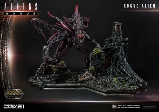 Aliens Premium Masterline Series Statues Rogue Alien & Rogue Alien Exclusive 66 cm Assortment (3)