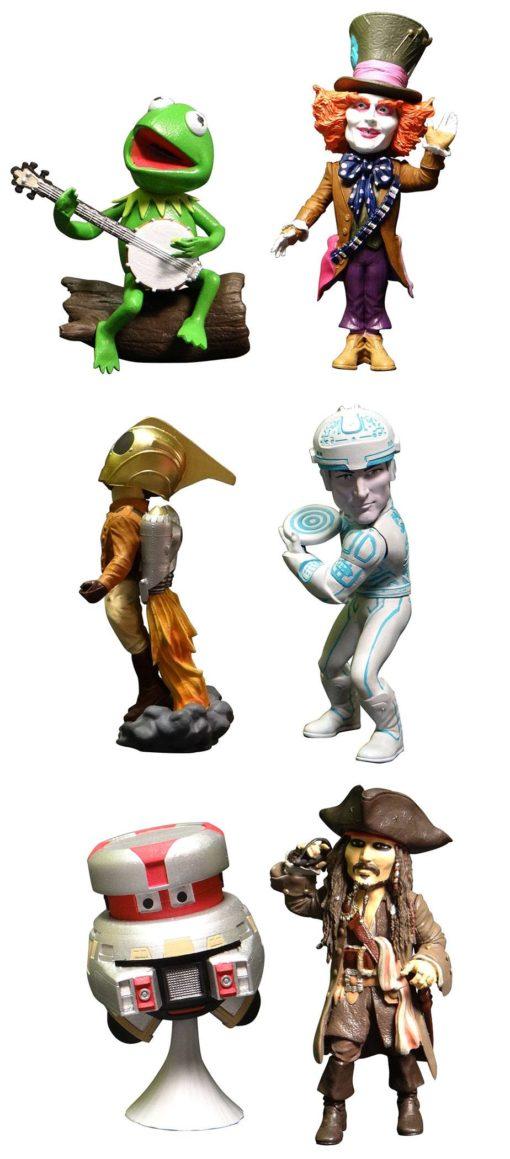 Disney Universe D-Formz PVC Figures Series 1 Assortment (12)