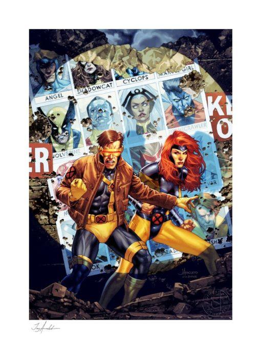 Marvel Art Print X-Men #7 46 x 61 cm – unframed