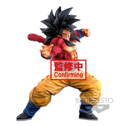 Dragonball Super Super Master Stars Piece Statue Super Saiyan 4 Son Goku 25 cm