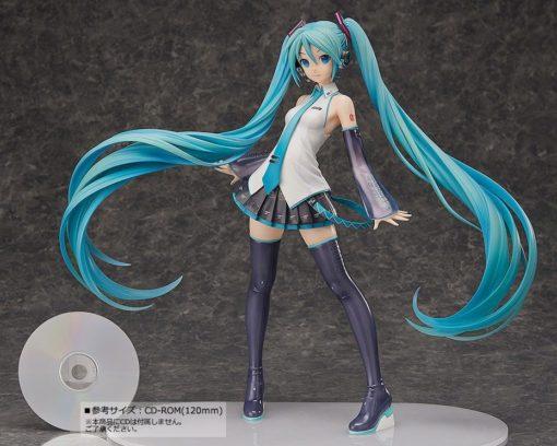 Vocaloid 3 PVC Statue 1/4 Hatsune Miku V3 42 cm