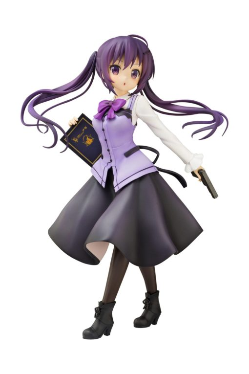 Is the Order a Rabbit PVC Statue 1/7 Rize (Cafe Style) 23 cm