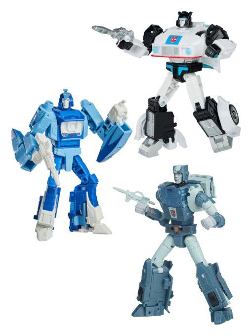 Transformers Studio Series Deluxe Class Action Figures 2021 Wave 1 Assortment (8)